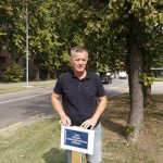 Osijek, Trg žrtava komunističkog režima