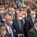 Erdogan u Sarajevu 1
