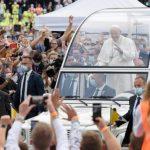 Papa Franjo Slovačka