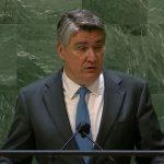 milanović UN
